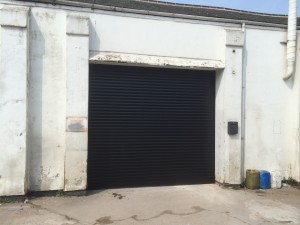Warm Protection Ultimate roller garage door