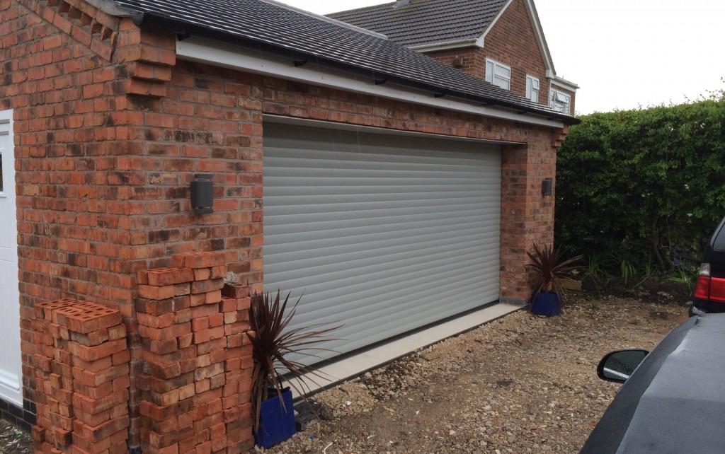 Warm Protection Ultimate roller garage door